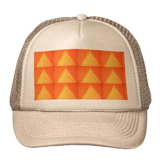 Golden Triangle : Oriental Celebration SILK Print Trucker Hat