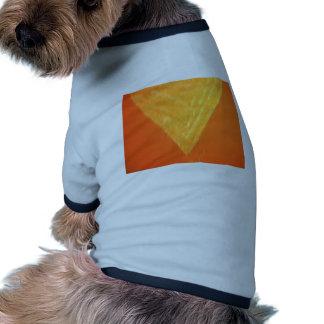 Golden Triangle - Threesome Hearts Dog Tshirt