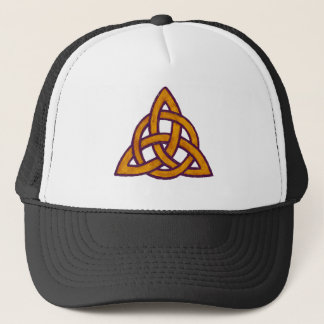 Golden Trinity Trucker Hat