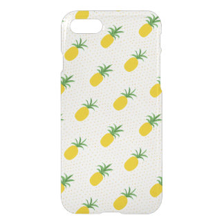 Golden Tropical Pineapples iPhone 8/7 Case