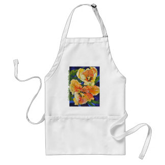 Golden Tulips Adult Apron