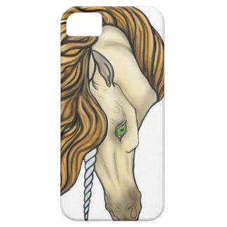 golden unicorn buckskin case for the iPhone 5