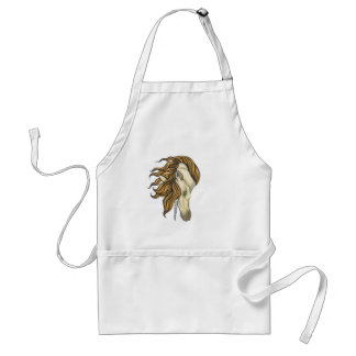 golden unicorn buckskin standard apron