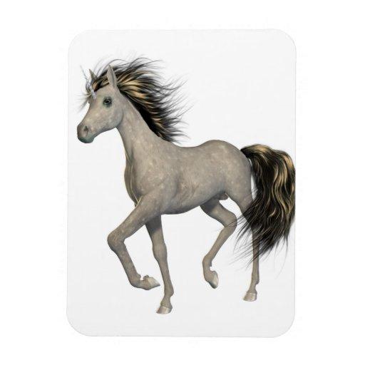 Golden Unicorn Flexible Magnet Vinyl Magnets