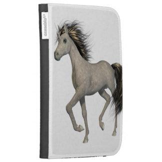 Golden Unicorn Kindle Case