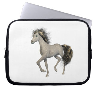 Golden Unicorn Laptop Sleeve