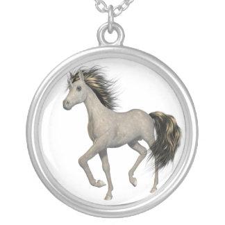 Golden Unicorn  Necklace