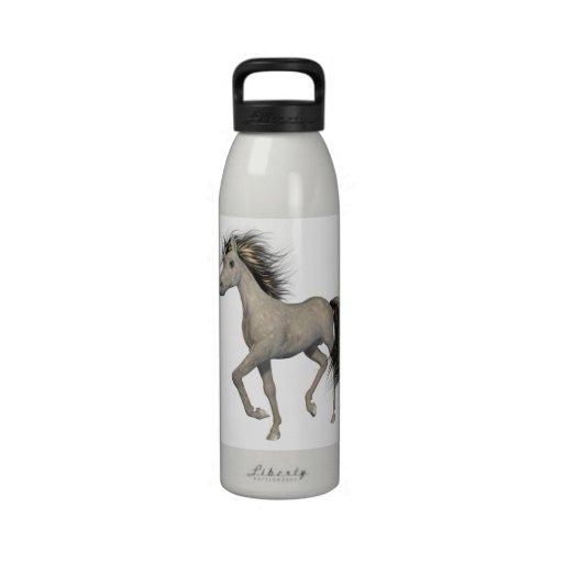 Golden Unicorn Water Bottle