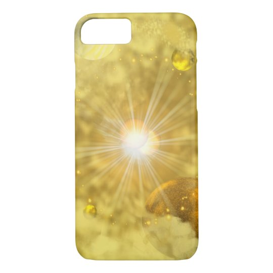 Golden Universe iPhone 8/7 Case