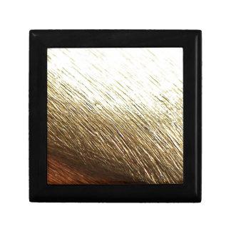 Golden Vermeil Gift Box