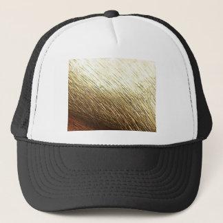 Golden Vermeil Trucker Hat