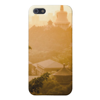 Golden View from Jing Shan iPhone 5 Cover