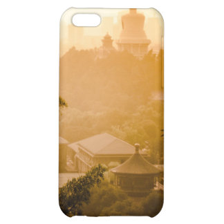 Golden View from Jing Shan iPhone 5C Covers