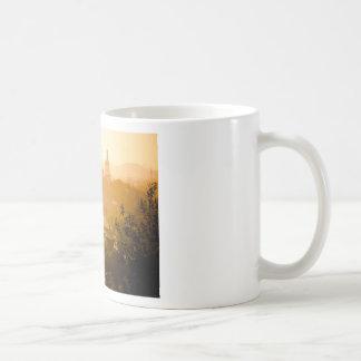 Golden View from Jing Shan Coffee Mug