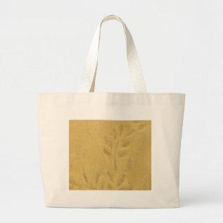 Golden Vine Tote Bag