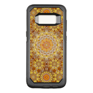 Golden Visions Mandala OtterBox Commuter Samsung Galaxy S8 Case