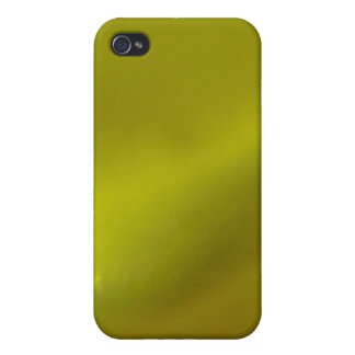 Golden Wave Dream iPhone 4 Cover