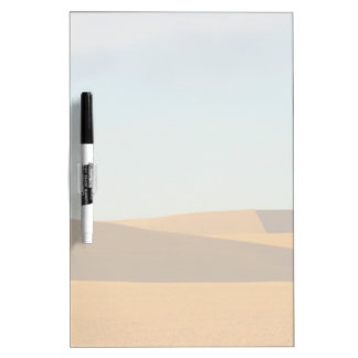 Golden Wheat Fields in Palouse Region Dry Erase Board