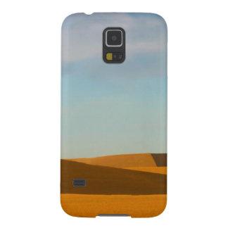 Golden Wheat Fields in Palouse Region Galaxy S5 Case