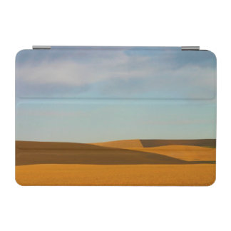 Golden Wheat Fields in Palouse Region iPad Mini Cover