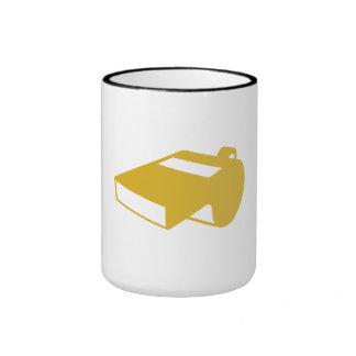 Golden Whistle Coffee Mug