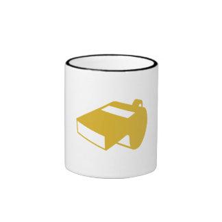 Golden Whistle Coffee Mugs