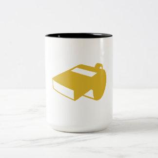 Golden Whistle Mug
