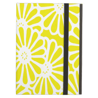 Golden Yellow Asian Moods Floral iPad Air Case