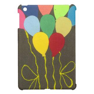 Golden Yellow Birthday iPad Mini Covers