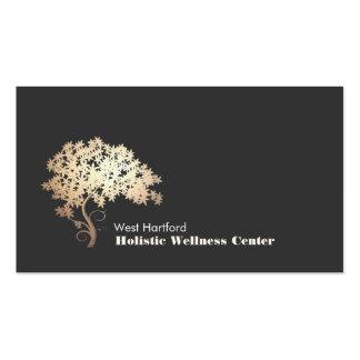 Golden Zen Tree Holistic and Alternative Health Business Cards