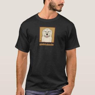 Goldendoodle Cartoon T-Shirt