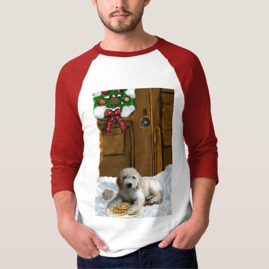 Goldendoodle Christmas Gifts T-Shirt