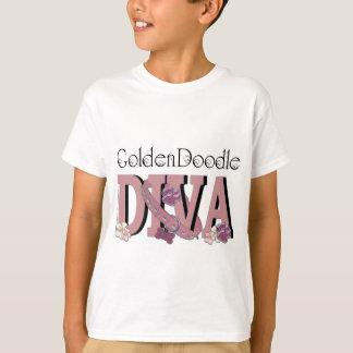GoldenDoodle DIVA T-Shirt