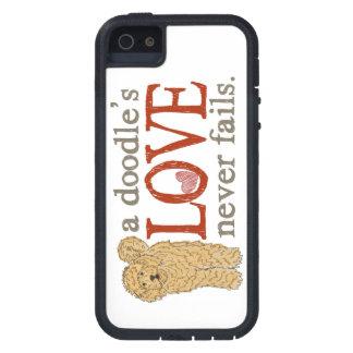 Goldendoodle Dog Love Phone Case