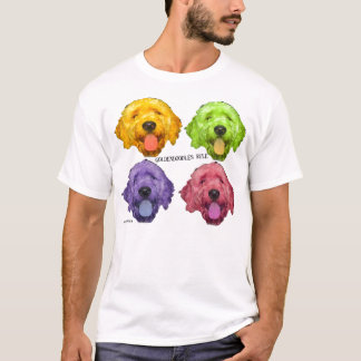 Goldendoodles Rule! T-Shirt