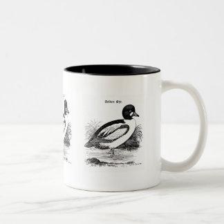 Goldeneye Duck Two-Tone Mug