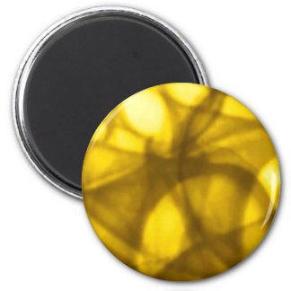 goldenrod_batik_pattern magnets