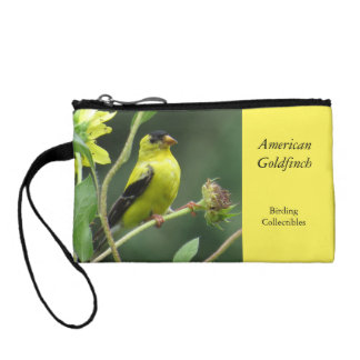 Goldfinch Coin Purse