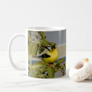 Goldfinch Glee Mug
