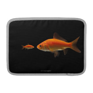 Goldfish 3 MacBook sleeve