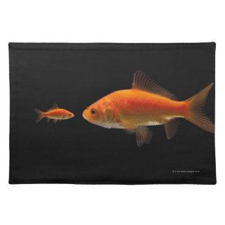 Goldfish 3 placemat