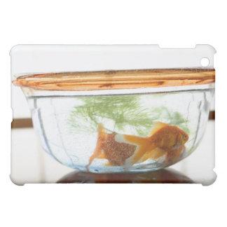 Goldfish bowl iPad mini case