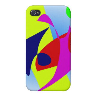 Goldfish Bowl Summer Colors Case For The iPhone 4