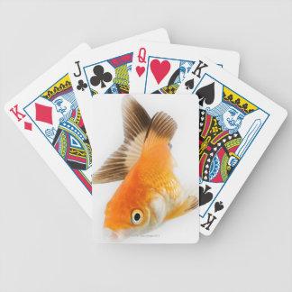 Goldfish (Carassius auratus) Poker Deck
