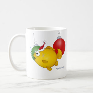 Goldfish Christmas flatus event! Coffee Mug