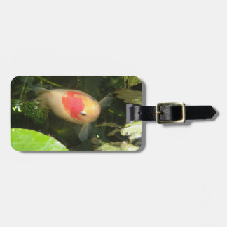Goldfish Custom Luggage Tag