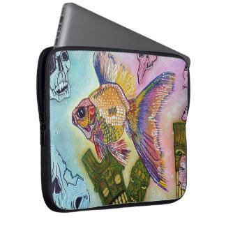Goldfish Electronics Sleeve Laptop Computer Sleeves