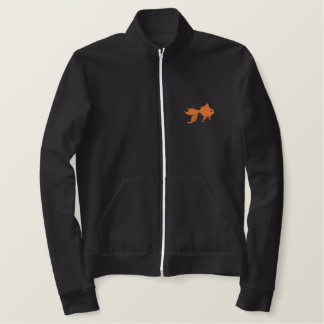 Goldfish Embroidered Jacket