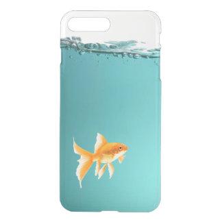 Goldfish iPhone7 Plus Clear Case