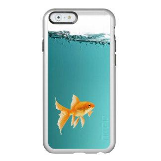 Goldfish iPhone 6/6S Incipio Shine Case
